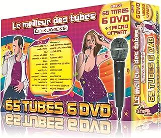 Le Meilleur Des Tubes 2011 – Coffret 6 Dvd + Micro [Francia]