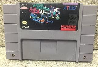 World Soccer 94: Road to Glory - Nintendo Super NES
