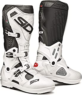 Sidi - Botas Atojo SRS, color negro y blanco, talla 43