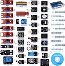 Sensores de 39 Piezas con Tutorial para R3 Raspberry Pi 3 2 Mega Programming QK5
