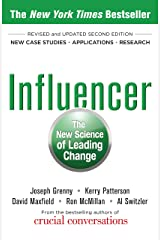 Influencer: The New Science of Leading Change, Second Edition Kindle Edition