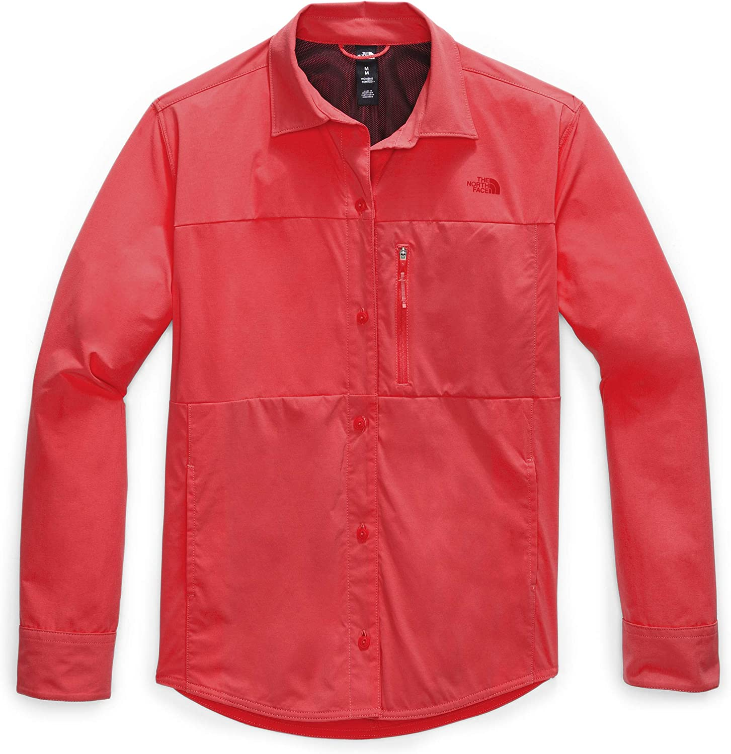 The North Face Camiseta de mujer Trail L/S