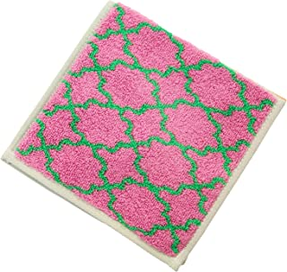 Otta 今治的半高手帕 胺脂 粉色 OT14-0060-0908