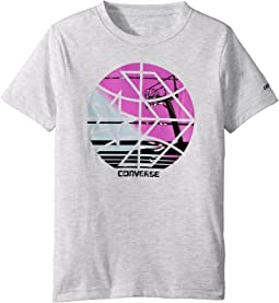 Converse Kids Coastal Court Tee (Big Kids)