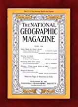 National Geographic Magazine, Vol. LXXXV, No. 6, June, 1944