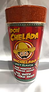 Don Chelada hot and spicy