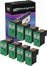 Speedy Inks - Remanufactured Lexmark 18L0032#82 & 18L0042#83 Set of Ink Cartridges 4 Black 4 Color for use in X5150, X6150, X6170, X6180, Z55, Z55se, Z65, Z65n, Z65p