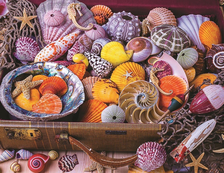 Springbok Puzzles  Springbok Puzzles Vacation Treasures Jigsaw Puzzle (350 Piece)