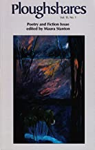 Ploughshares Spring 1989 Guest-Edited by Maura Stanton