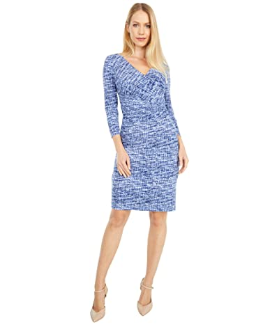 LAUREN Ralph Lauren Long Sleeve Day Dress Women