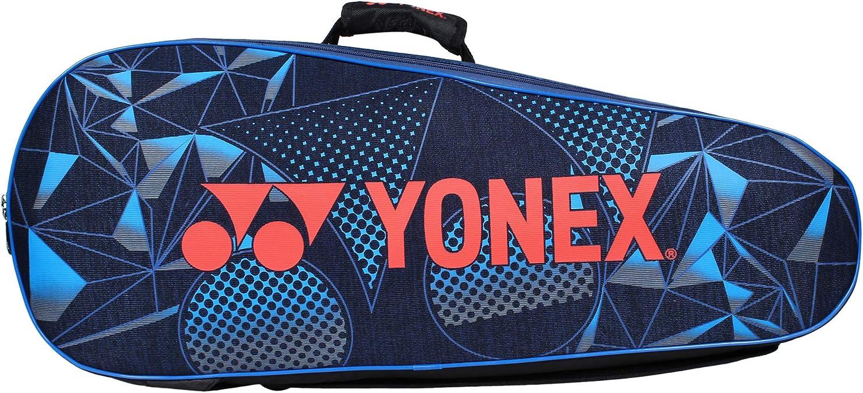 YONEX いよいよ人気ブランド 正規店 LRB06MS BT6 Badminton Bag Orange 6 Navy BT