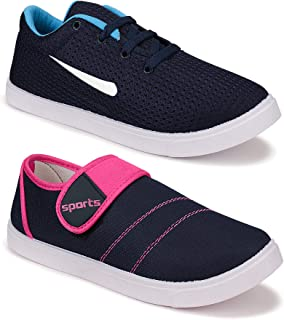 Shoefly womens Multicolor Combo-(2)-5041-5044 Running Shoe