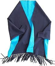 Mer Sea & Co Luxury Napa Reversible Wrap - Navy/Bright Blue (71