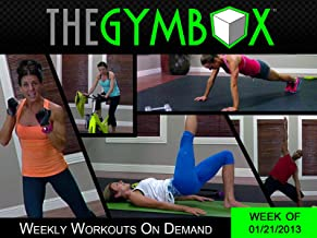 TheGymbox Workouts On Demand: Week of 01/21/2013