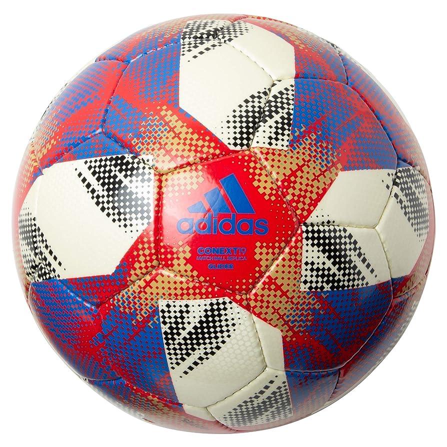 肘中絶フィットネスadidas(アディダス) 4号球(小学生用) サッカーボール コネクト19 グライダー 2019年FIFA主要大会 試合球 レプリカ球