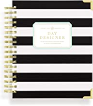 Day Designer 2020 Daily Life Planner and Agenda, Hardcover, Twin-Wire Binding, 9