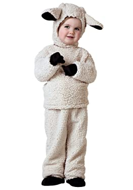 Wooly Sheep Costume for Toddlers Little Lamb Costume for Kids