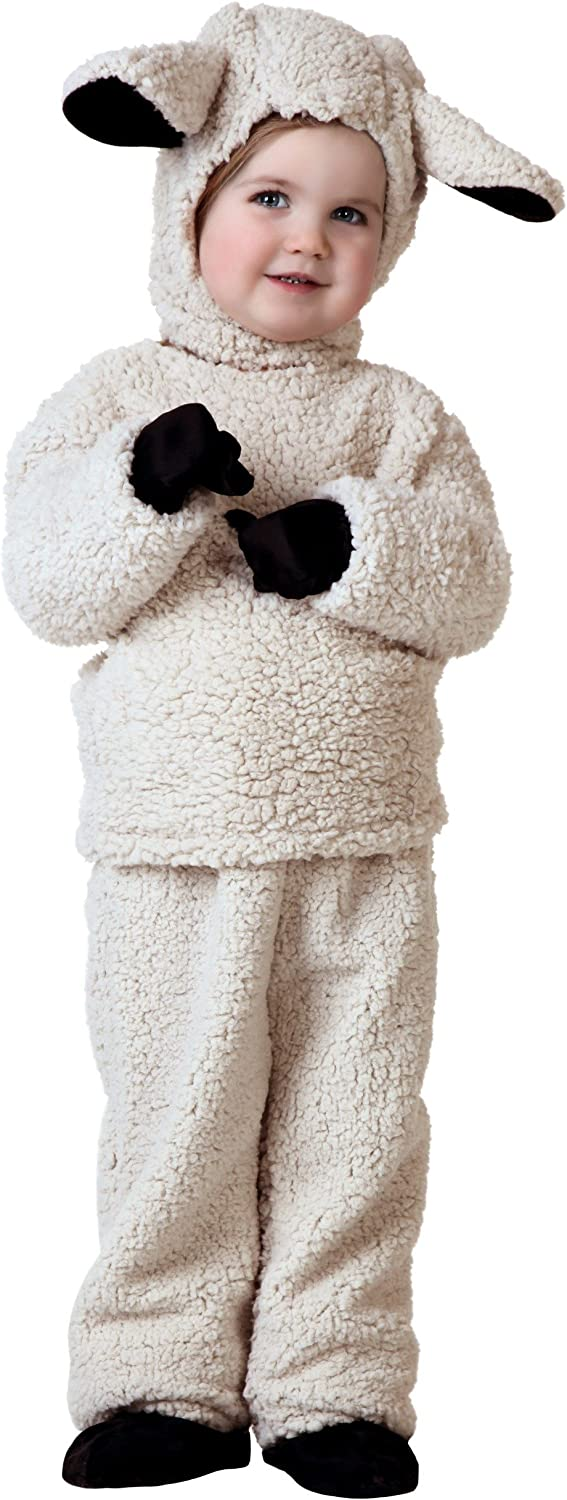 Wooly Financial sales sale Sheep Costume for Little Toddlers Lamb Ranking TOP11 Kids