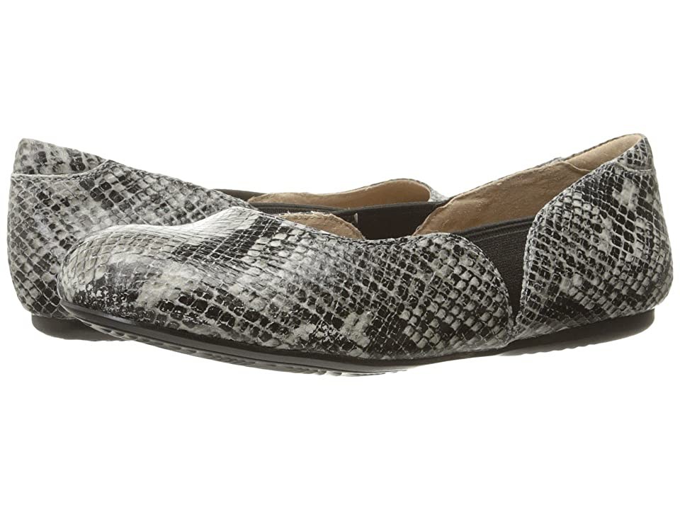 SoftWalk Norwich (Black/White Snake) Women