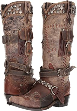 Double D Ranchwear by Old Gringo - Frontier Trapper