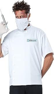 California Costumes Men's Dr. Novocaine Costume