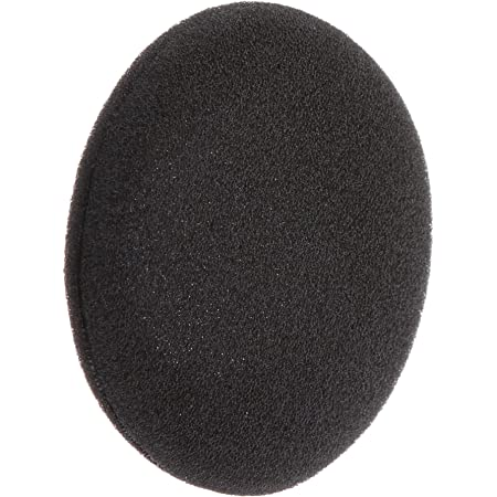 "Top Stage 3 Pairs 2"" Headphone Earbud earpad Foam Ear Pad Cover, GMC04-Q6"