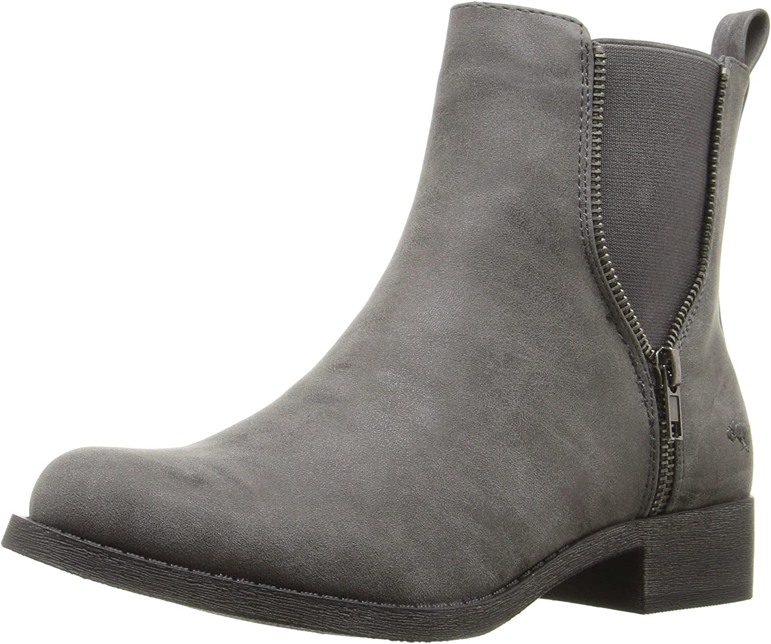 Rocket Dog Womens Camilla Heirloom Pu Ankle Bootie