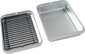 Best nordic ware open baking dish silver Reviews