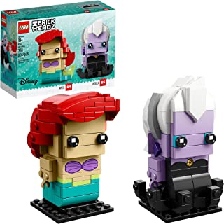 Best lego little mermaid brickheadz Reviews