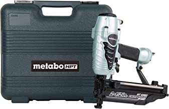 Metabo HPT Finish Nailer, 16 Gauge, Finish Nails – 1-Inch up to 2-1/2-Inch,..