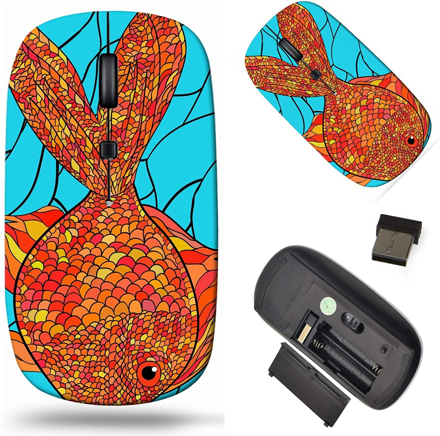 Wireless Computer Mouse 2.4G with Receiver Cor free New products, world's highest quality popular! shipping USB Laptop