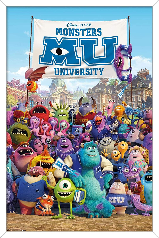 Trends International shopping Disney Pixar Monsters University One Shee - Fashion