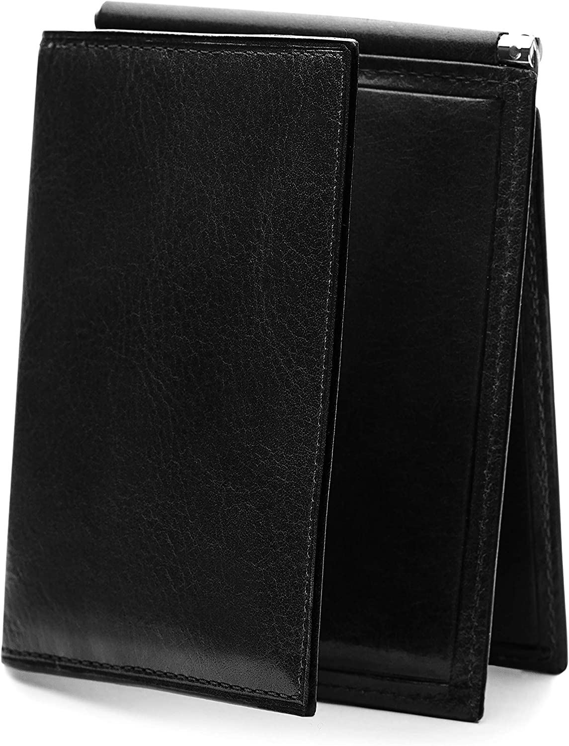 Bosca Men's Leather Money pocket Clip Direct free shipping sale of manufacturer with