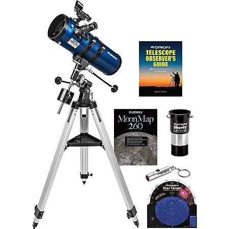 Orion StarBlast II 4.5 EQ Reflector Telescope Kit