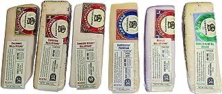 Sartori Cheese Wedge Assortment, 5.3 Ounce Wedge (Pack Of 6)