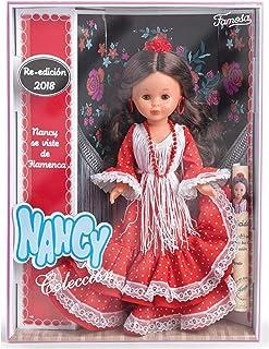 comprar comparacion Famosa 4479132 - Muñeca Nancy Flamenca