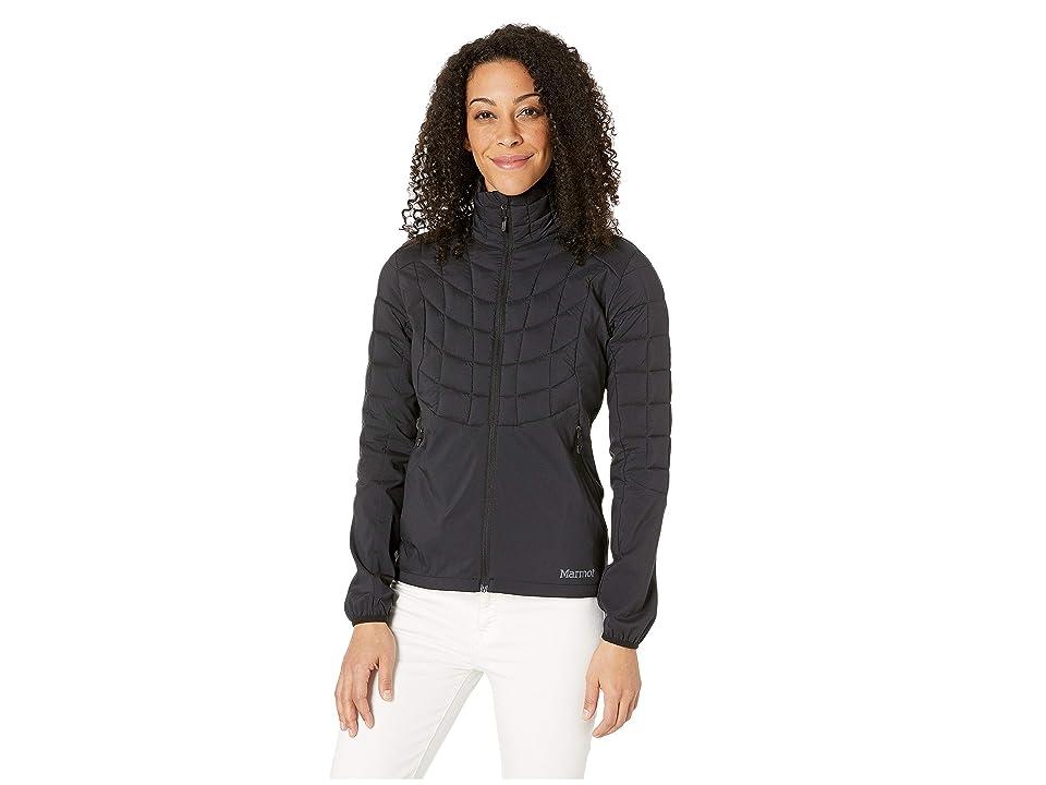 Marmot Featherless Hybrid Jacket (Black) Women