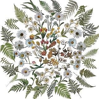 24 Feuilles Autocollants Décoratifs Stickers Motifs Fleurs Plantes Autocollants Fleurs Sticker Auto-adhésif Gommettes Déco...