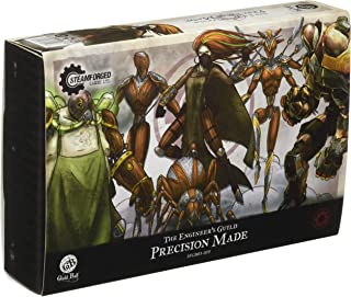Steamfoged Games Guild Ball: Engineer Precision Made Miniature Game Figure