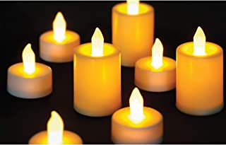 Merchsource, LLC Order Home Collection 14-Piece LED Tealight Candle Set