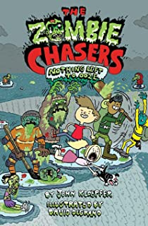 the zombie chasers #5 nothing left to ooze