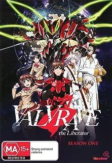 Valvrave The Liberator Season 1   Anime & Manga   NON-USA Format   PAL   Region 4 Import - Australia