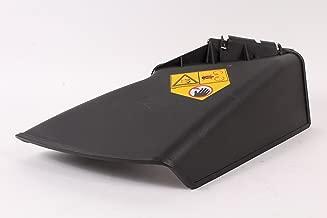 MTD 631-05229 ASM-COMP DFL Chute Assembly, Black