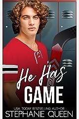 He Has Game: A Bad Boy Fake Fiancee Romance (Boston Brawlers Hockey Romance) Kindle Edition