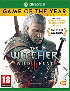 The Witcher 3 Game Of The Year Edition Xbox One by Bandai