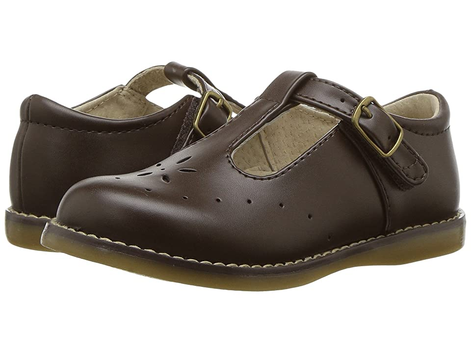 FootMates Sherry 2 (Toddler/Little Kid) (Chocolate) Girls Shoes