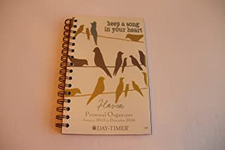 Day Timer Flavia 2 Year Personal Organizer Weekly Jan'15 to Dec'16