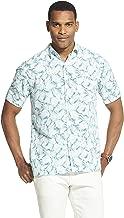 Best van heusen men's air print short sleeve shirt Reviews