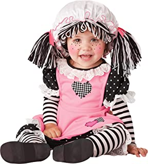 California Costumes Baby Girl's Crafty Lil' Witch - Infant Costume Baby Costume