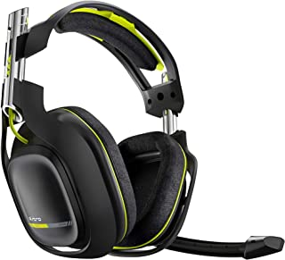 ASTRO Gaming A50 Xbox One - Black (2014 model) (Renewed)